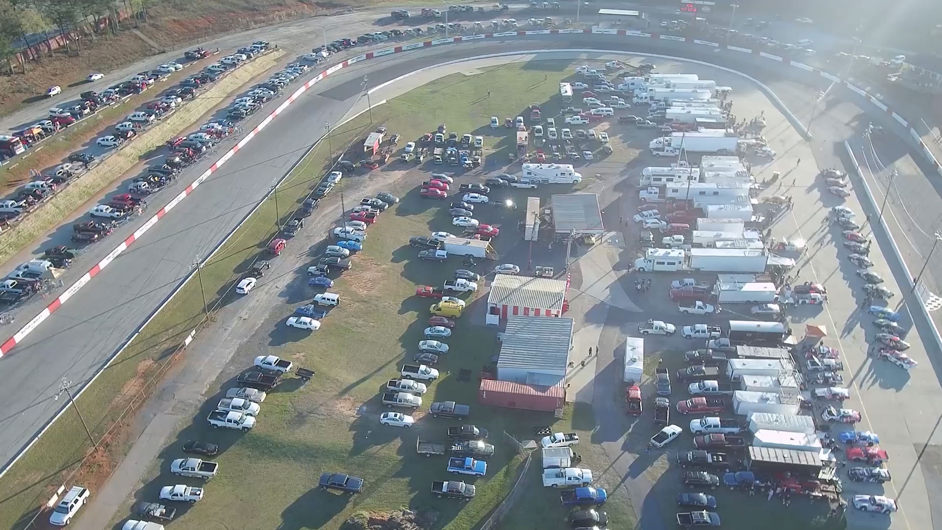 Greenville-Pickens-Speedway-Drone-View